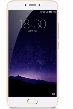 Смартфон Meizu MX6 3/32 GB Gold