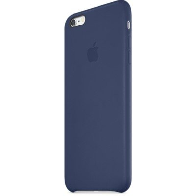Чехол-накладка Apple Leather Case MKXD2ZM/A для iPhone 6/6s Plus Midnight Blue