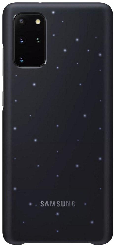 Купить Чехол-накладка LED Cover для Samsung Galaxy G985 S20 Plus Black EF-KG985CBEGRU в Симферополе, Севастополе, Ялте, Евпатории и по всему Крыму по лучшей цене | ПАРК