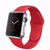 Ремешок Sport для Apple Watch 42mm red