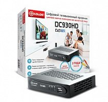 TV-тюнер D-COLOR DC930HD