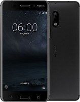Смартфон Nokia 6 32Gb Black