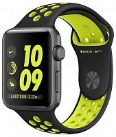 Умные часы Apple Watch Series 2 42mm with Nike Sport Band