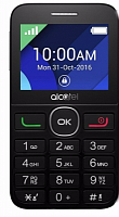 Телефон Alcatel 2008G Black