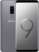 Смартфон Samsung Galaxy S9+ 64GB Titan