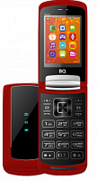 Телефон BQ 2405 Dream Red