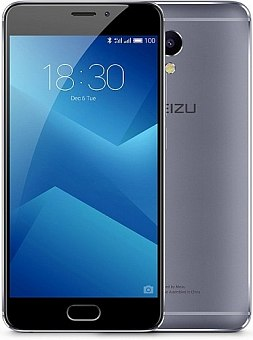 Смартфон Meizu M5 Note 32Gb Black