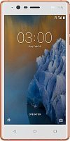 Смартфон Nokia 3 Dual Sim Copper White