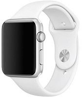 Ремешок Apple Sport Band MJ4M2ZM/A для Watch 42mm White