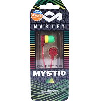 Наушники House of Marley Mystic red/green