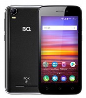 Смартфон BQ BQ-4583 Fox Power Black