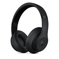 Bluetooth-наушники с микрофоном Beats Studio 3 Wireless Black matte