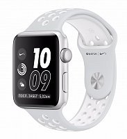 Умные часы Apple Watch Nike+ 42mm MQ192RU White