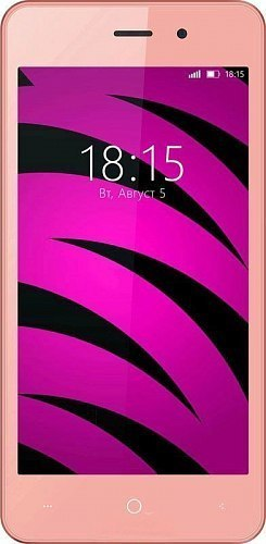 Смартфон BQ Mobile BQ-4526 Fox Rose Gold