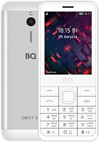 Телефон BQ BQ-2811 Swift XL Silver