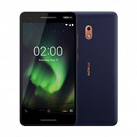 Смартфон Nokia 2.1 DS Blue-Copper