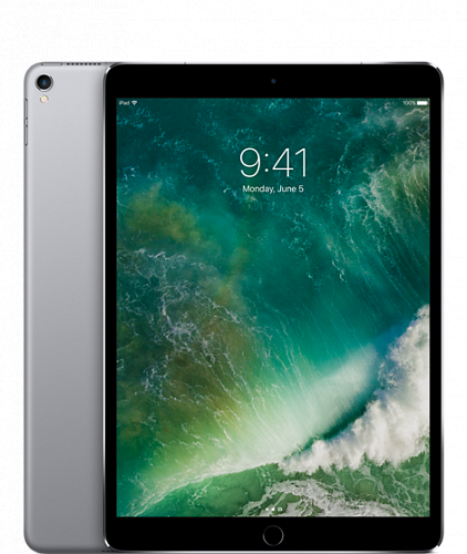 "Планшет Apple iPad Pro 256Gb 12.9"" Wi-Fi Space Gray"