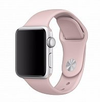 Ремешок Sport для Apple Watch 42mm pink