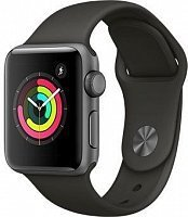 Умные часы Apple Watch Series 3 42mm MQL12ZP/A Space Gray