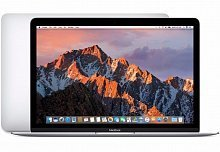 "Ноутбук Apple MacBook 2017 MNYH2, Intel Core m3, 1200 MHz, 12"", 2304x1440, 8Gb, 256Gb, SSD/DVD нет, Intel HD Graphics 615, Wi-Fi, Bluetooth, macOS Sierra, Silver"