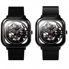 Механические часы Xiaomi CIGA Design Anti-Seismic Machanical Watch Black