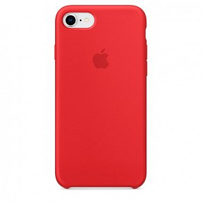 Чехол-накладка Apple Silicone Case MQGP2ZM/A для iPhone 7 (PRODUCT)RED