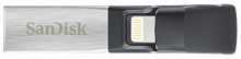USB Flash Drive Sandisk iXpand USB 3.0/Lightning 16Gb OTG