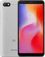 Смартфон Xiaomi Redmi 6A 2/16GB Gray