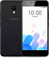 Смартфон Meizu M5C 32Gb Black