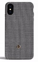 Чехол-накладка Revested Timeless Houndstooth для Apple iPhone X gray