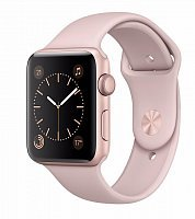 Умные часы Apple Watch Sport S2 42mm MNNY2RU Rose Gold