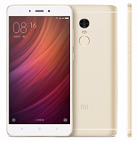 Смартфон Xiaomi RedMi Note 4x 32Gb Gold