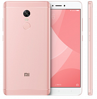 Смартфон Xiaomi RedMi Note 4x 32Gb Pink