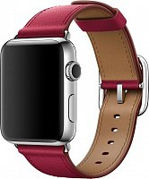 Ремешок Apple Classic Buckle Berry MPX42ZM/A для Watch 42mm