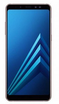 Смартфон Samsung Galaxy A8+ SM-A730F/DS Blue