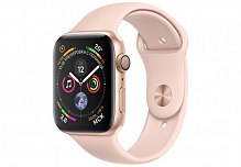 Умные часы Apple Watch Sport S4 40mm MU682 Rose Gold /Pink