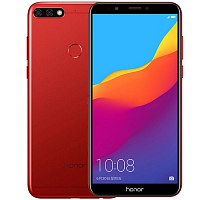 Смартфон Honor 7C 32GB Red