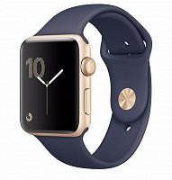 Умные часы Apple Watch Sport S2 42mm MQ152RU Gold