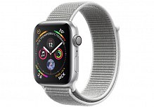 Умные часы Apple Watch Sport S4 44mm MU6C2 Silver/Silver