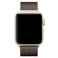 Ремешок Mokka Milanese для Apple Watch 42mm Space Cocao