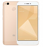 Смартфон Xiaomi RedMi 4x 64Gb Gold