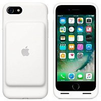 Чехол-аккумулятор Apple Smart Battery Case MN012ZM/A для iPhone 7 White