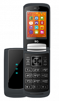 Телефон BQ 2405 Dream Black
