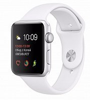Умные часы Apple Watch Sport S2 42mm MNPJ2RU White