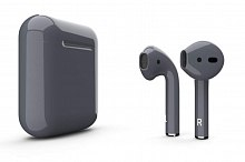 Bluetooth-наушники с микрофоном Apple AirPods Color Space gray