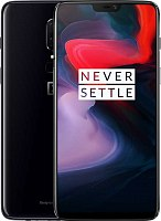 Смартфон OnePlus 6 6/64GB Black