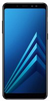 Смартфон Samsung Galaxy A8+ SM-A730F/DS Black