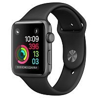 Умные часы Apple Watch Sport S2 42mm Black