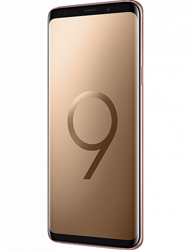 Смартфон Samsung Galaxy S9+ 64GB Gold