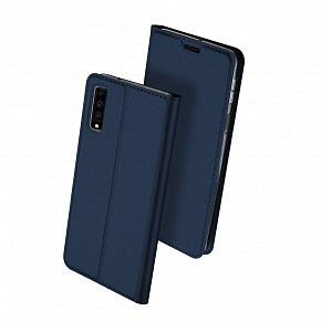 Чехол-книжка DuxDucis для Samsung Galaxy A7 2018 A750 Dark Blue